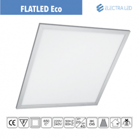 dalles led electra flatled eco
