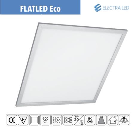 dalles led electra flatled eco
