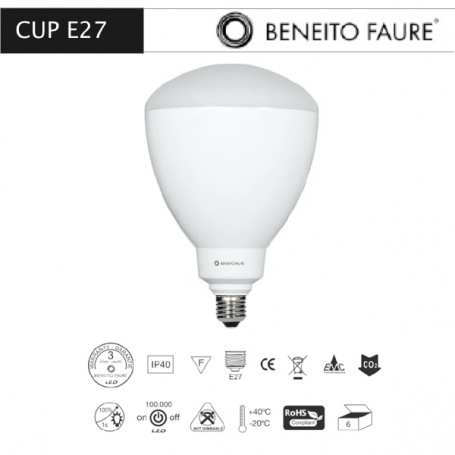 Ampoule LED BENEITO FAURE - CUP