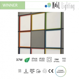 dalles led khol lighting winner dalle downlight led
