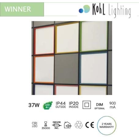 dalles led khol lighting winner dalle downlight led