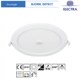 Downlight ELECTRA  Bjork Detect