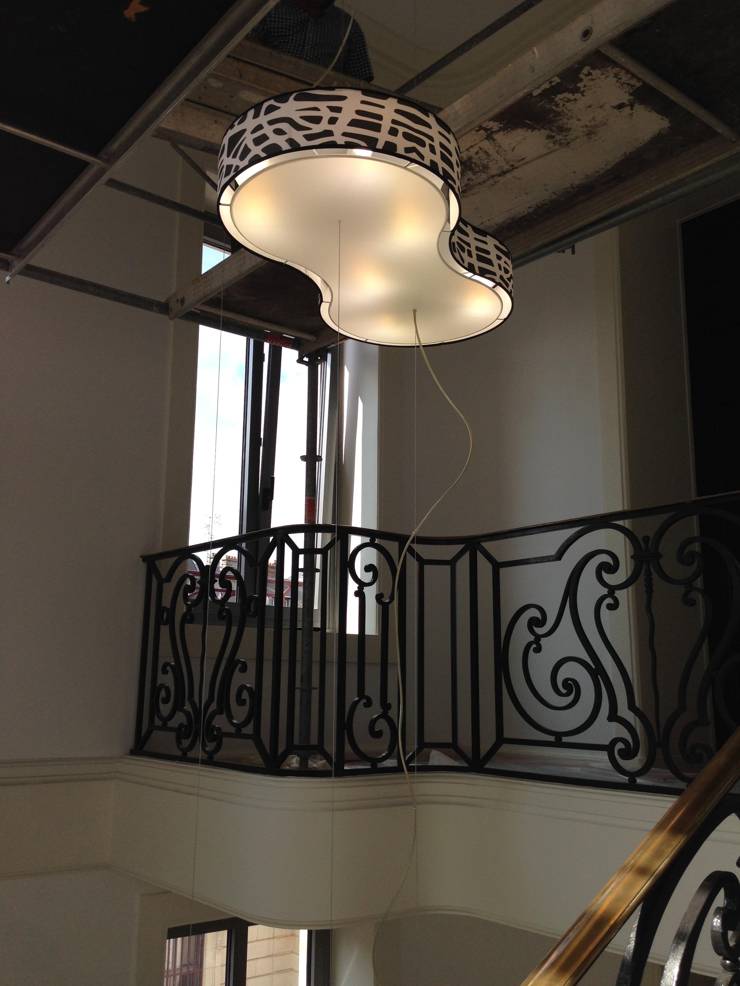 Eclairage architecturale LED belfort sur mesure
