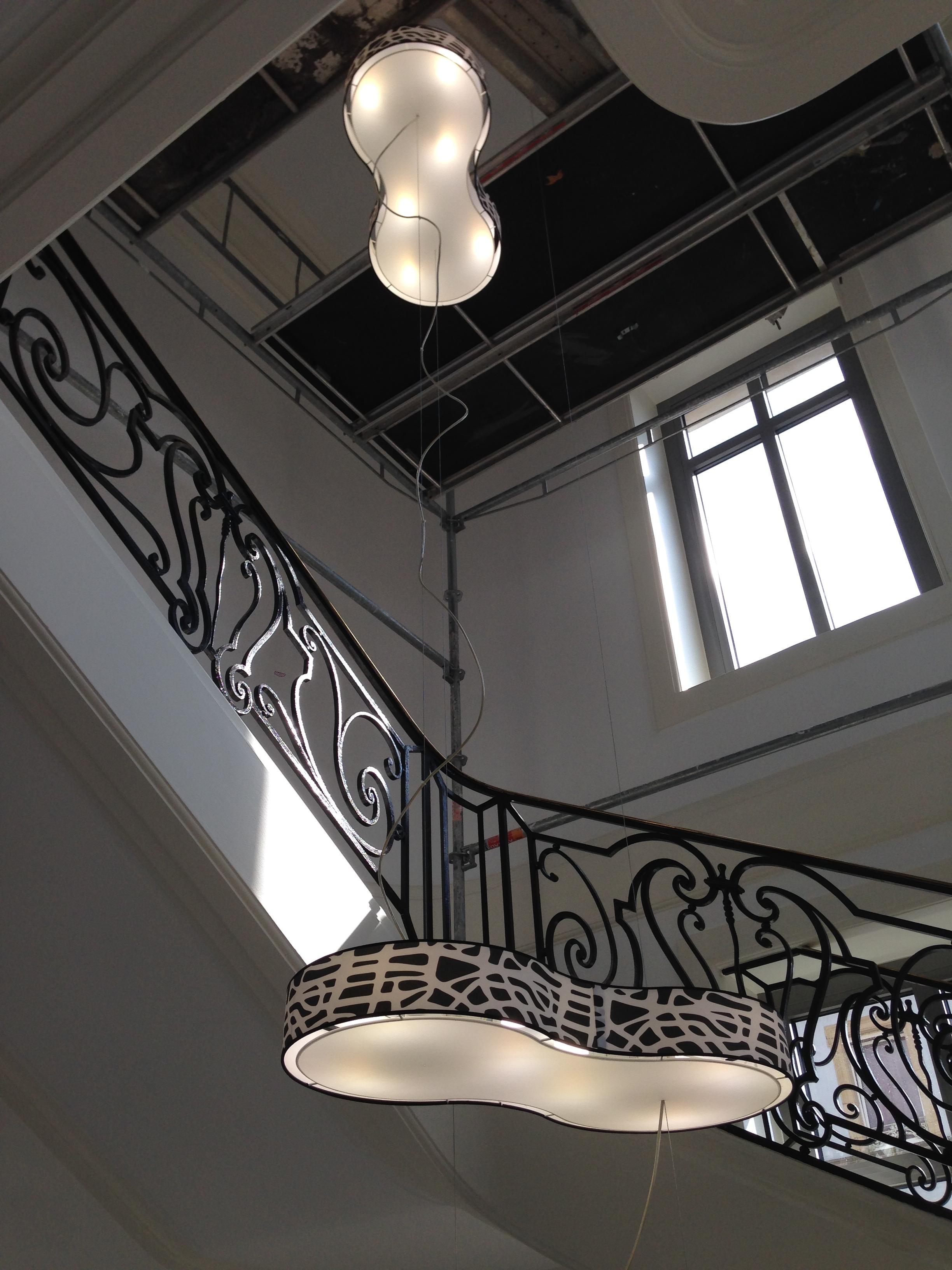 Eclairage architecturale LED Montbéliard sur mesure