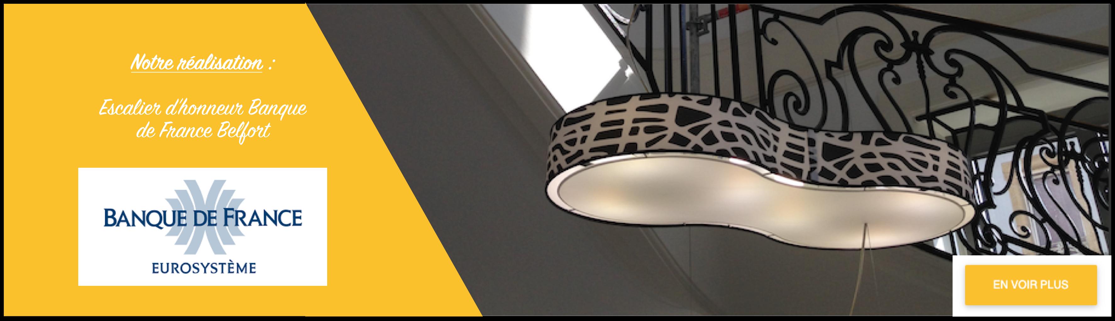 Éclairage architecturale Belfort Colmar éclairage LED